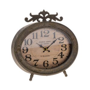 11093560 Mantle Paris clock 30cm CB