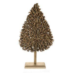11125179CB Large Natural Twig Tree 118cm