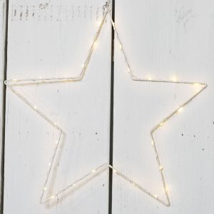 34503R LED Light up star 73cm