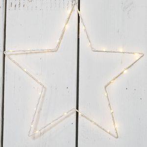35937R LED Star 41cm