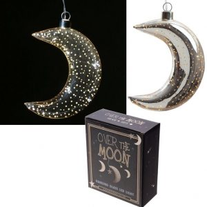 38968R Over the Moon LED Hanging light