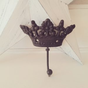 Cast Iron Crown Hook