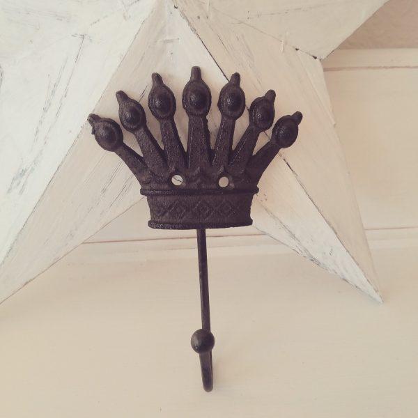 Cast Iron Crown Hook