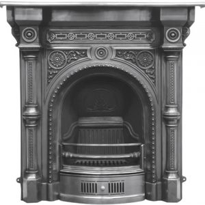 RX063 Tweed Fireplace Polished