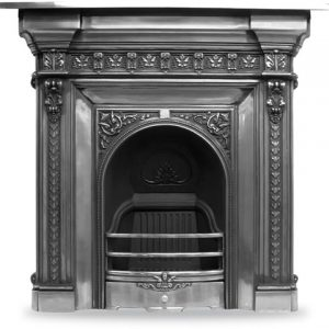 RX094 Melrose Fireplace Polished
