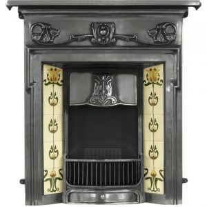 RX131 Morris Fireplace Polished